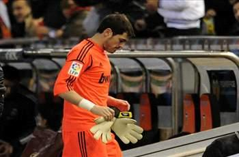 Karanka rules out Casillas return against Zaragoza