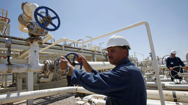 Iraq's northern Kurdish region stops oil exports