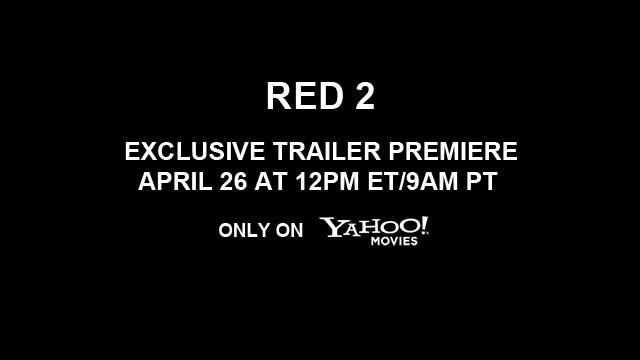 'Red 2' Theatrical Trailer