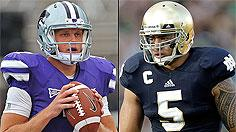 Heisman favorite: Klein or Te'o?