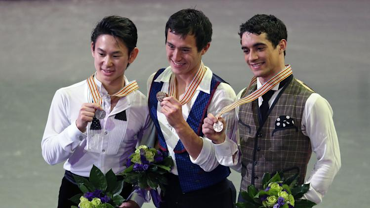 Figure Skating: World Championships-Men's Free Program