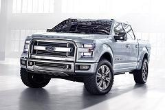 Ford's aluminum F-150 about to bow in Detroit