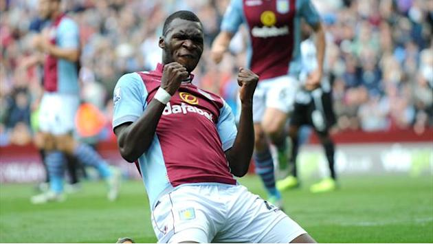 Premier League - Villa move clear of bottom with win over Norwich