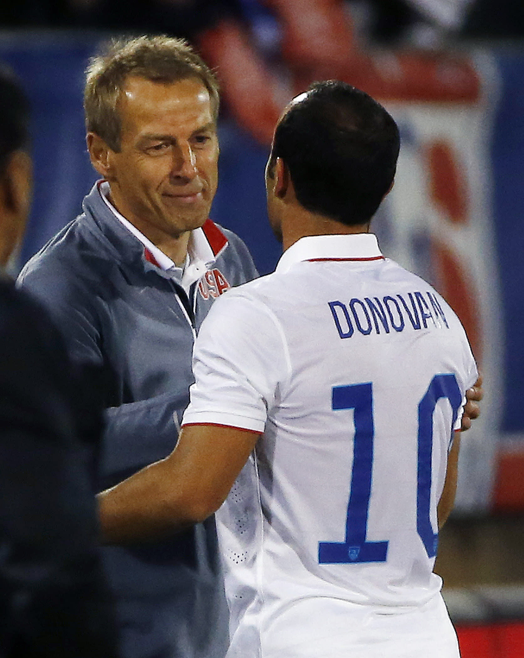 Donovan correct to say Klinsmann should go if U.S. loses to Mexico