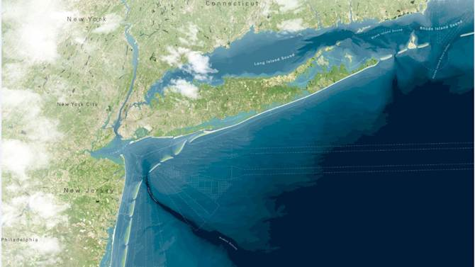 After Sandy, feds mull plan for artificial islands