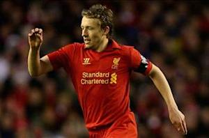 Lucas Leiva signs new long-term Liverpool contract