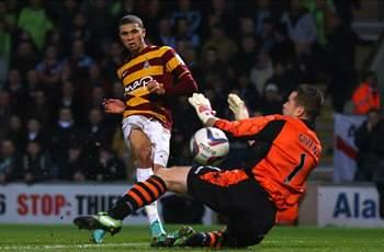 Bradford City 3-1 Aston Villa: McHugh keeps Bantams' Capital One Cup dream alive