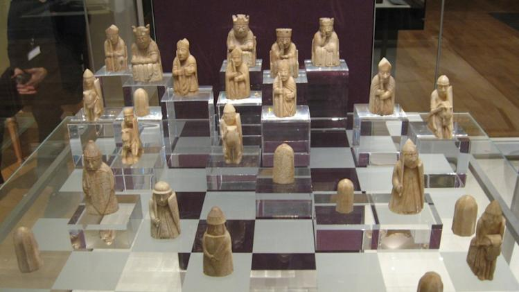 Isle of Lewis chess