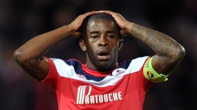 Ligue 1 lille and france s mavuba out for at least two weeks