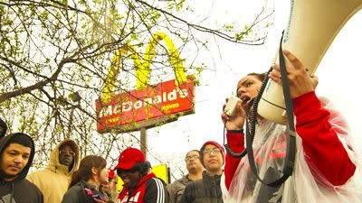 Fast-Food Workers Are One Crucial Step Closer to Unionizing