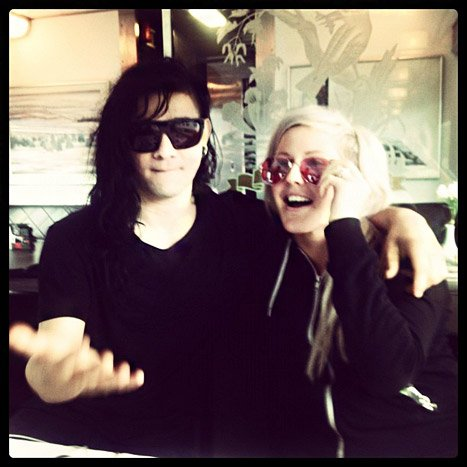 Ellie Goulding on Boyfriend Skrillex: &quot;We Motivate Each Other&quot;