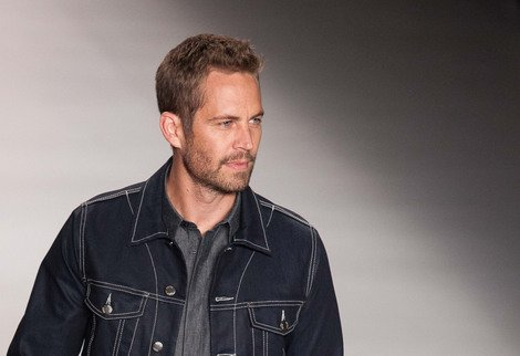 Paul Walker during Sao Paulo Fashion Week 2013
