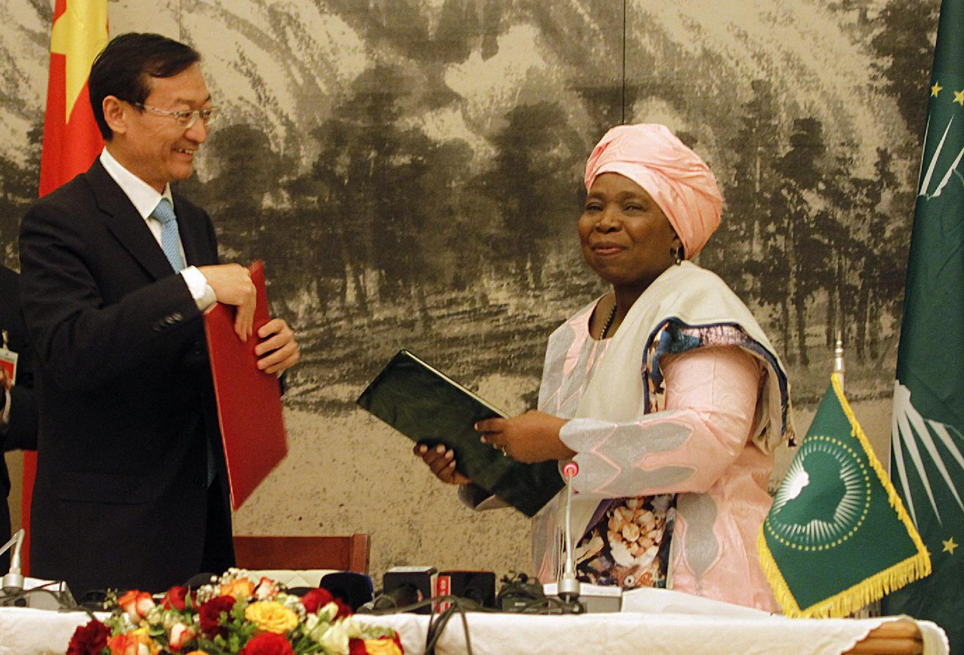 African Union agrees 'substantive' transport deal with China