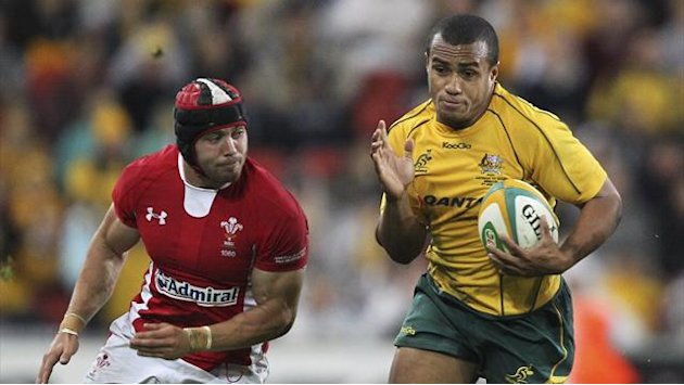Australia v Wales: LIVE