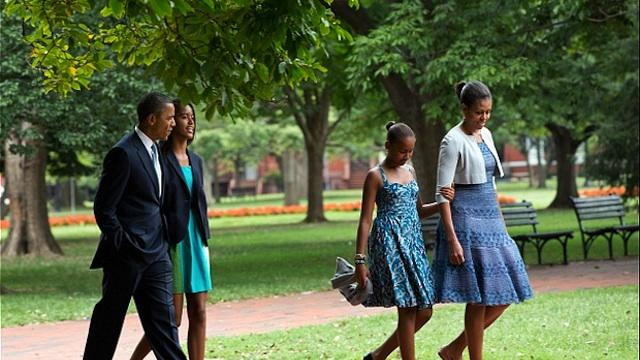 Obama to Kids: No Tech Time During Week