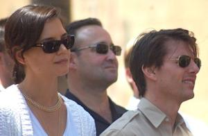 Katie Holmes and Tom Cruise are parents to little lady Suri Cruise.