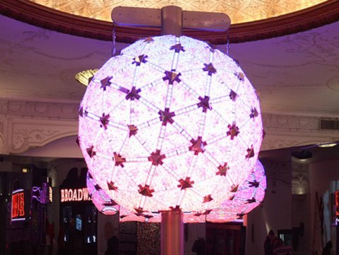 New Year's Eve Ball Drop, Times Square