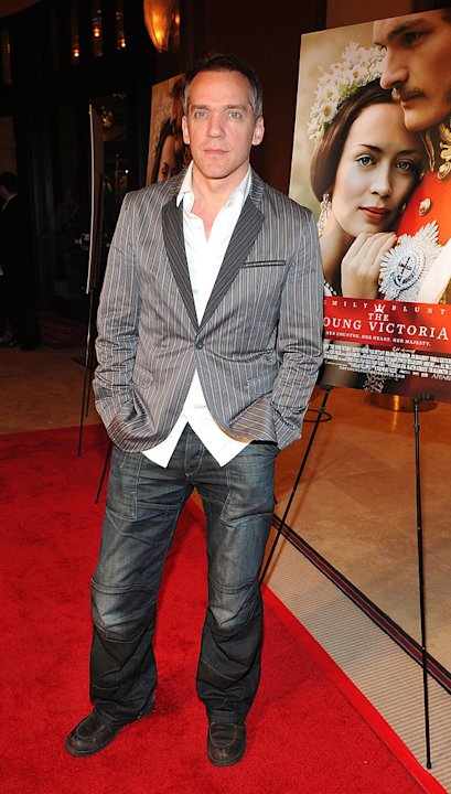 The Young Victoria LA Premiere 2009 Jean Marc Vallee