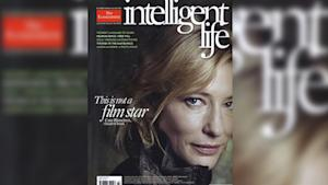 Cate Blanchett Completely Un-Photoshopped