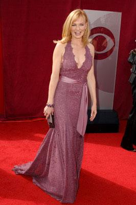 Marg Helgenberger 57th Annual Emmy Awards Arrivals - 9/18/2005