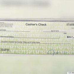 Immigrant Couple Leaves $847,000 To 'America'