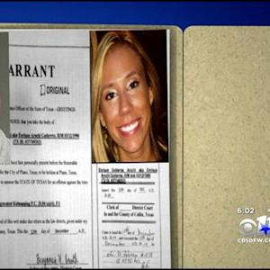 Arrest Affidavit Details From Christina Morris Case