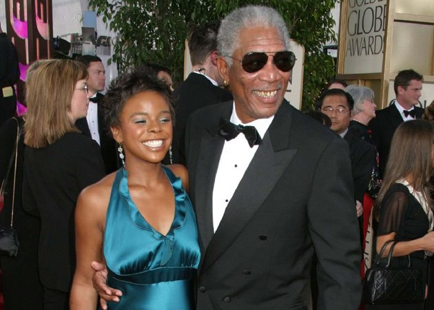 Morgan Freeman denies rumours he's marrying his step-granddaughter