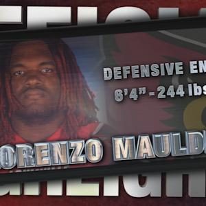 2014 Official Highlights | Louisville DE/OLB Lorenzo Mauldin