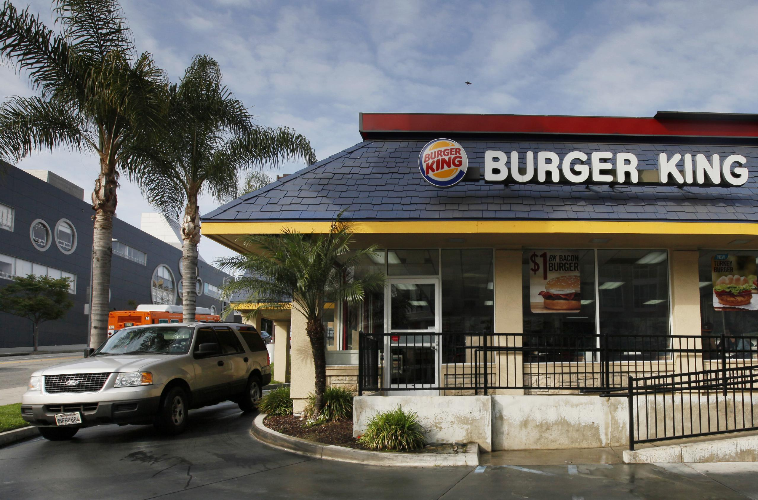 Burger King heats it up with spicy Whopper and sales surge