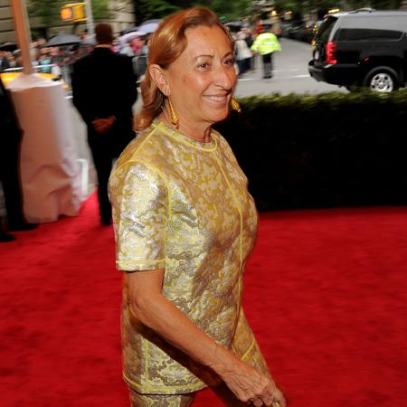 Miuccia Prada fears for Italy's fashion