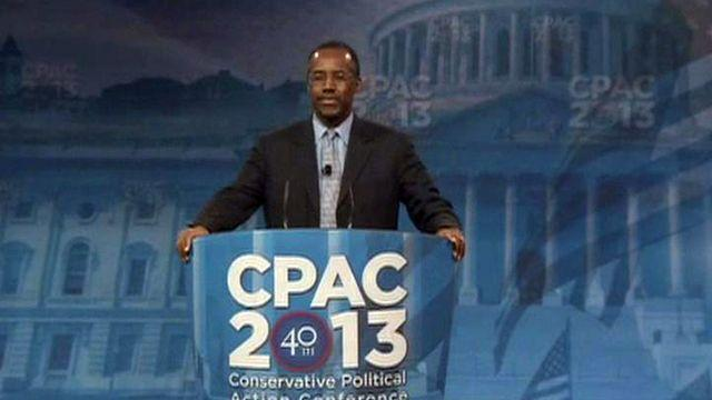 Is Dr. Ben Carson the new face of the GOP?