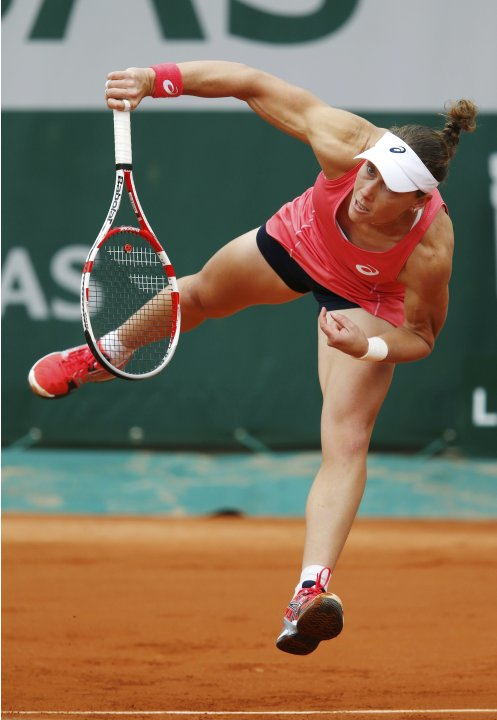 Nwwl Matches http://ca.omg.yahoo.com/photos/entertainment-slideshow/stosur-australia-serves-date-krumm-japan-during-womens-photo-131135183.html