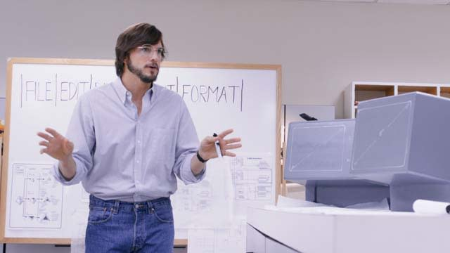 'Jobs' Clip: Start Over