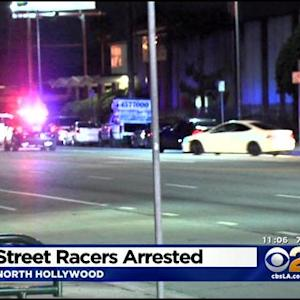 2 Arrested In NoHo Street Racing Crackdown