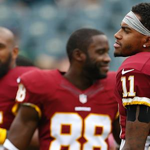 DeSean Jackson or Pierre Garcon against the Cowboys?