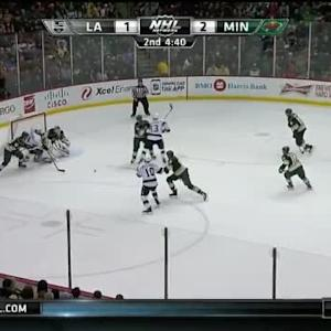 Devan Dubnyk Save on Kyle Clifford (15:18/2nd)