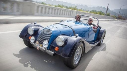 1970 Morgan Plus 8 Hot Rod