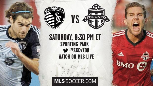 Sporting Kansas City vs. Toronto FC | MLS Match Preview