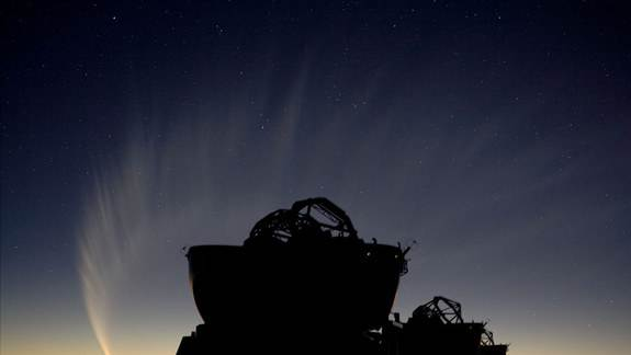 Why Predicting Comet Brightness Is So Tough