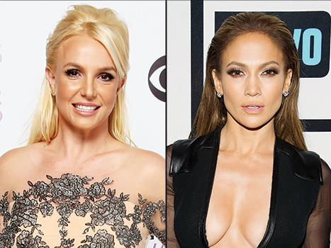 "Britney Spears Thanks Jennifer Lopez: I Feel Like a ""Dull and Invisible"" Mom Sometimes"