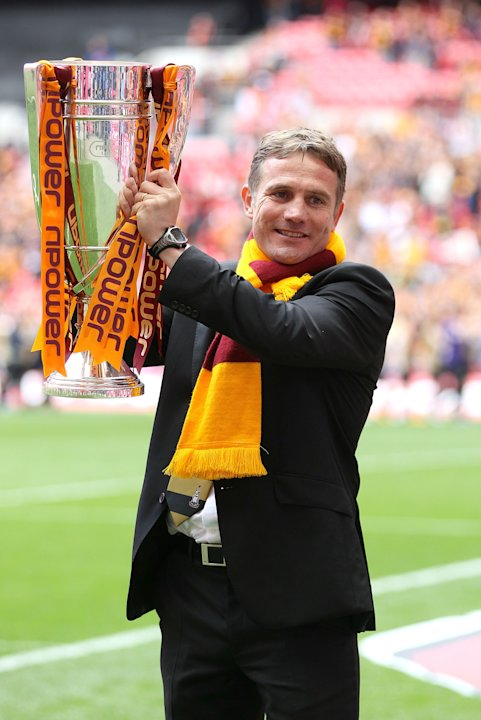 Soccer - Phil Parkinson filer