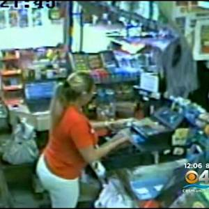 Police Searching For Gunman Who Robbed Two Gas Stations