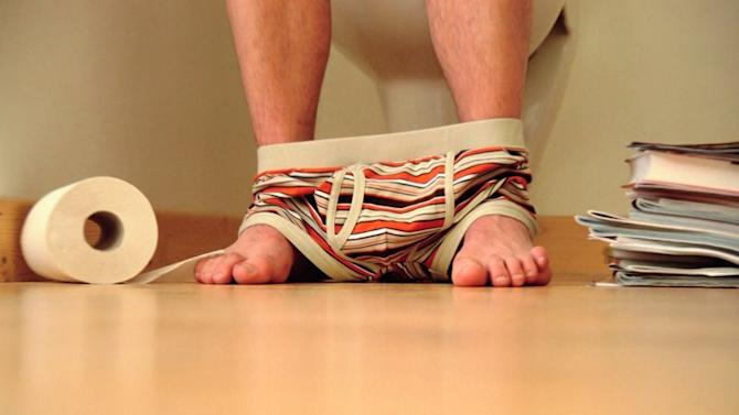 Man sues debt collector for bothering him on the toilet