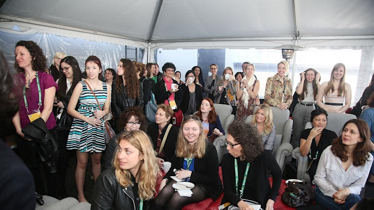 Women's Filmmaker Brunch - 2013 Tribeca Film Festival