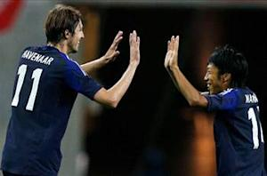 Japan 2-1 Canada: Havenaar goal secures Japanese win
