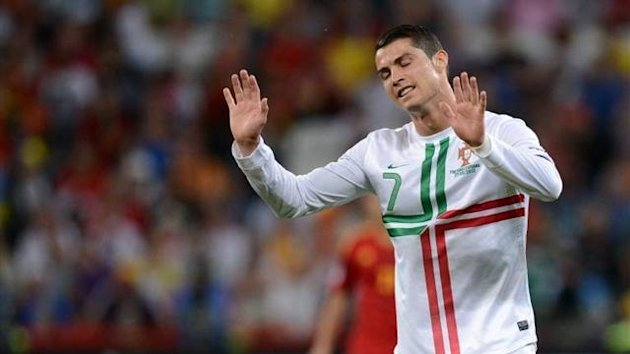 Cristiano Ronaldo Portugal NOT in Sui Ita