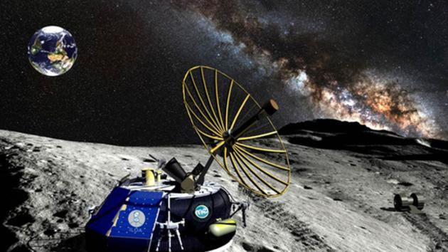 Moon Express unveils lunar lander design with planned 2015 launch date