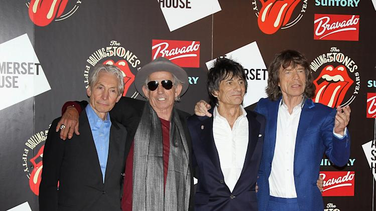 Rolling Stones Launch Event To Celebrate 50th Anniversary