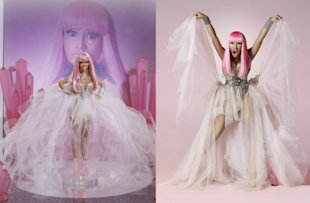 Nicki Barbie