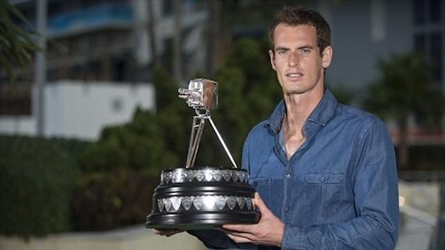 Andy Murray won this year's BBC Sports Personality of the Year award